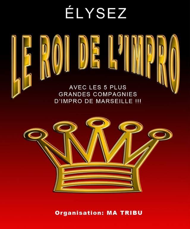 Devrim et Ketty au Roi de l'impro du 10 mars 2016