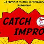 logo du catch d'impro du 20/03/2016