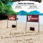 Affiche match guignols vs fondus