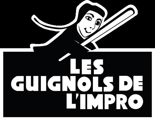 Les guignols de l'impro logo
